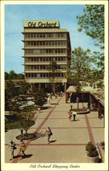 Old Orchard Shopping Center Postcard