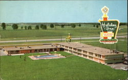 Holiday Inn, U. S. Highway 40 & 70 and West Fayette Avenue