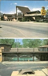 Chalet Motel, 8640 Ogden Avenue U. S. 34