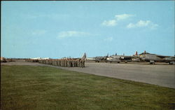 Flight Line Chanute Air Force Base
