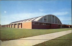 The Northern Illinois University Field House