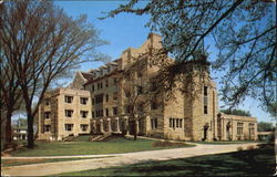 Karl L. Adams Hall, Northern Illinois State College