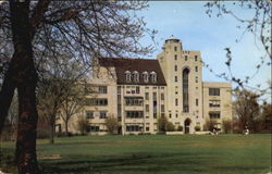 The Science Building, Northern Illinois State College Campus