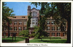 National College Of Education, Sheridan Rd. & Isabella St