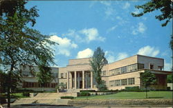 Rotary International Headquarters Building Postcard
