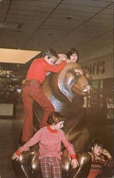 Almost Everyone Climbs On The Bear, Lincoln Square Mall