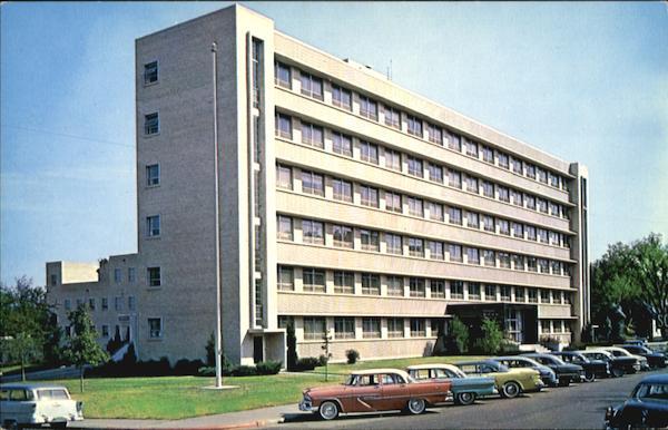 Sparks Memorial Hospital, 1311 South Eye Street Fort Smith, AR