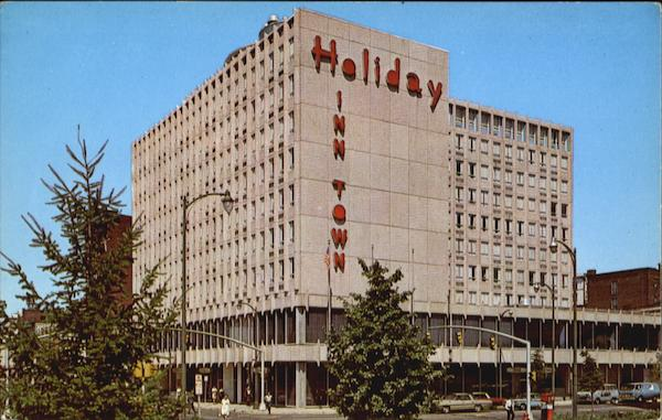 Holiday Inn Town, Box 1855 Harrisburg Pennsylvania