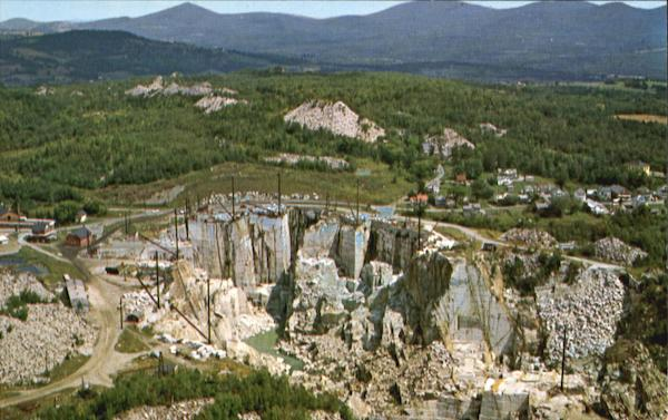 Rock Of Ages Granite Quarry Barre Vermont