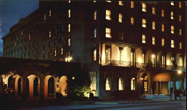 The Mills Hyatt House, Meetings & Queen Sts. Charleston South Carolina
