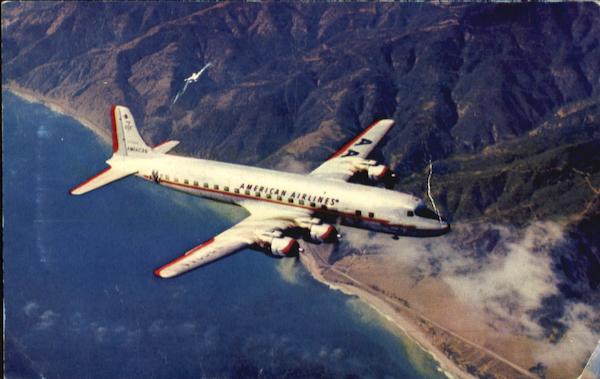 The Dc-7 Flagship Aircraft