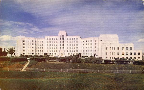 Veteran's Administration Hospital San Francisco California