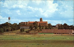 North View Of New Subiaco Abbey & Academy