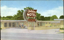 Holiday Motel, U. S. Highway 71