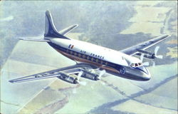 Air France Vickers Viscount