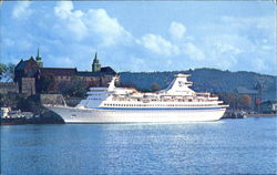 Royal Caribbean Cruise Line, 903 So. Norway So. American Way Postcard