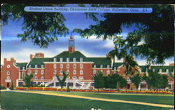 Student Union Building, Oklahoma A & M College
