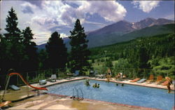 The Aspen Lodge Heated Pool