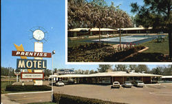 Prentiss Motel, U. S. Highway 61 at Junction Hwys. 65