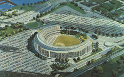 William A. Shea Municipal Stadium, Flushing Meadow Park
