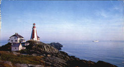 Yarmouth Light, Cape Forchu