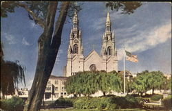 St. Peter And Paul Church, Columbus Square