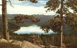 Donner Lake, Highway 40