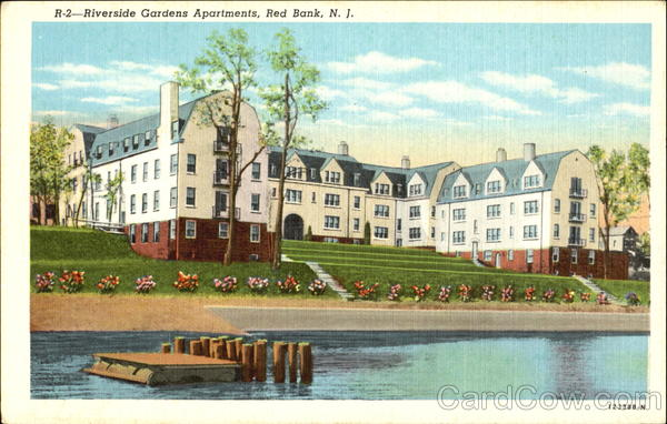 Riverside Gardens Apartments Red Bank New Jersey