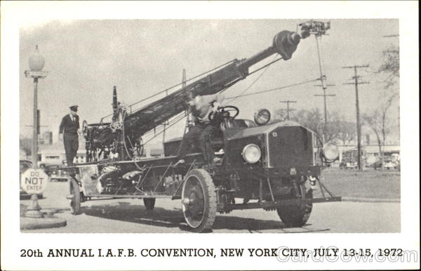 20Th Annual I. A. F. B. Convention New York City