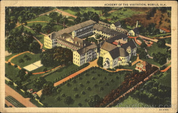 Academy Of The Visitation Mobile Alabama