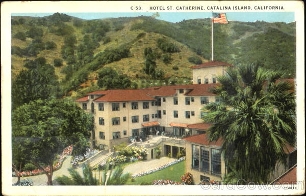 Hotel St. Catherine Catalina Island California