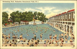 Swimming Pool, Palisades Ausement Park