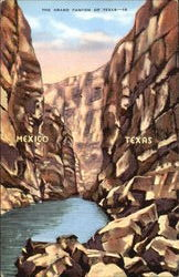 The Grand Canyon Of Texas