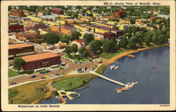 Waterfront On Lake Bemidji