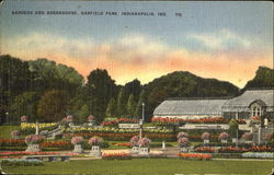 Gardens And Greenhouse, Garfield Park