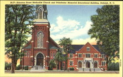 Edenton Street Methodist Church And Poindexter Memorial Educational Building
