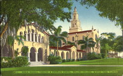 Annie Russell Theatre & Knowles Chapel, Rollins College