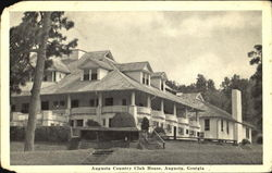 Augusta Country Club House