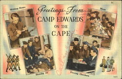 Greetings From Camp Edwards