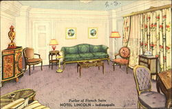 French Suite - Hotel Lincoln