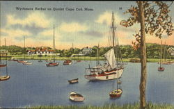 Wychmere Harbor On Quaint Cape Cod