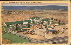 Patmars Modern Drive In And Motel