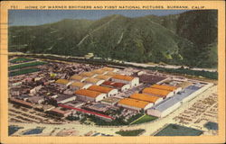 Home Of Warner Brothers And First National Pictures