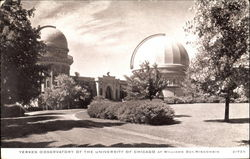 Yerkes Observatory, University Of Chicago