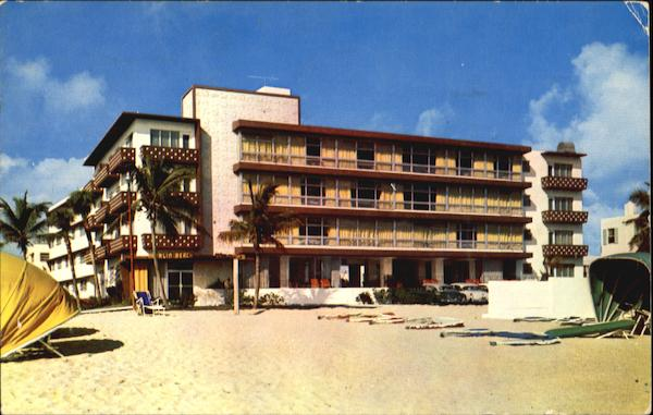 Marlin Beach Hotel & Apartments Fort Lauderdale Florida