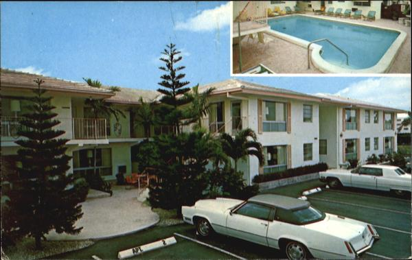 Royal Plaza Apartments, 2864 NE 32nd St Fort Lauderdale Florida