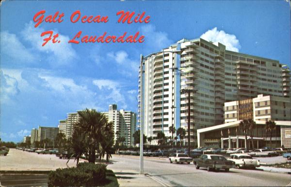 Ocean Mile Hotel Fort Lauderdale Florida