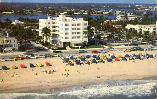 The Trade Winds Ocean Front Hotel Fort Lauderdale Florida