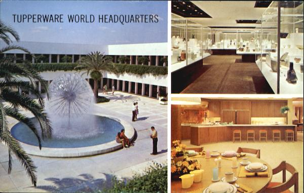 Tupperware World Headquarters, U.S. Hwy. 441 and 17-92 South Orlando Florida
