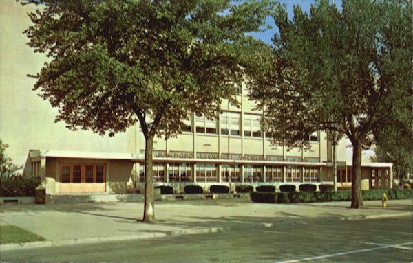 Hammond Technical Vocational High School Indiana